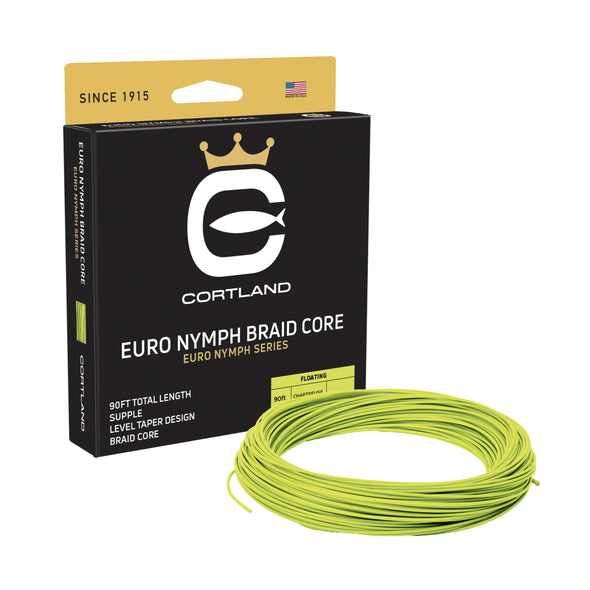 HI-VIS EURO NYMPH BRAID CORE