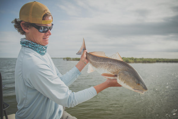 COLD REDFISH