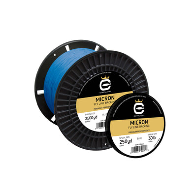 MICRON FLY LINE BACKING - BLUE