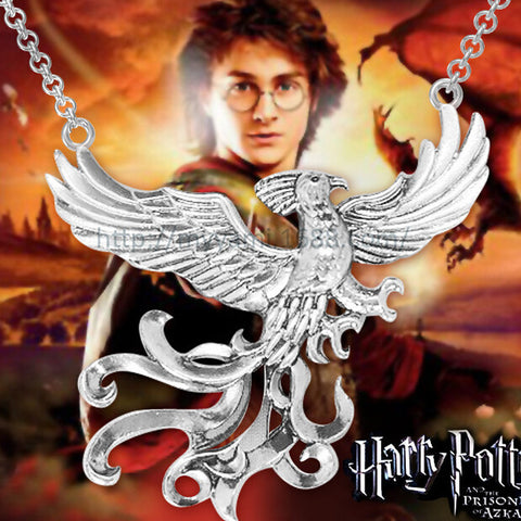 Harry Potter and the Phoenix Necklace