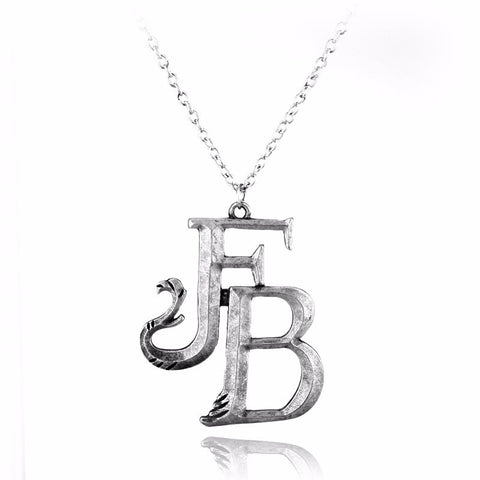Fantastic Beasts Logo Necklace