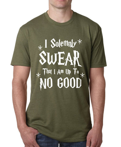 I Solemnly Swear that I am Up To No Good T-Shirts