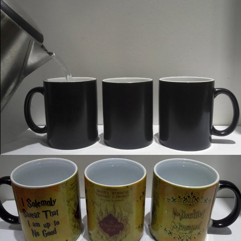 Mischief Managed  Tea Cup