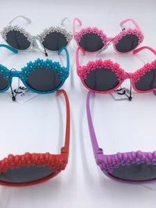 Kiddo Flower Sunnies Round
