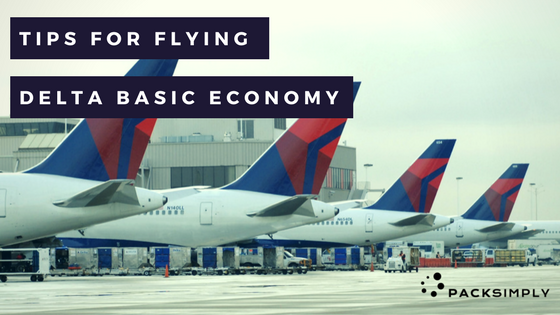 Tips to Elevate Your<br>Delta Basic Economy Flight