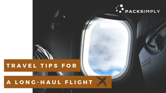 Travel Tips for a Long-Haul Flight