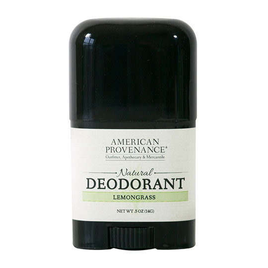 American Provenance Lemongrass Deodorant (.5oz)