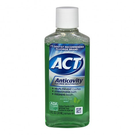Act Total Care Mint Mouthwash (1oz)