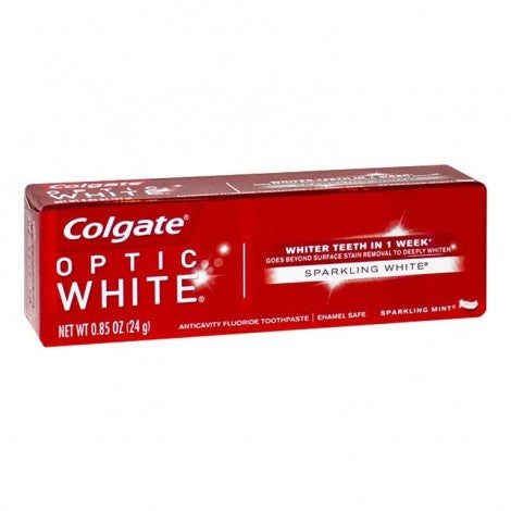 Colgate Optic White Toothpaste (.85oz)