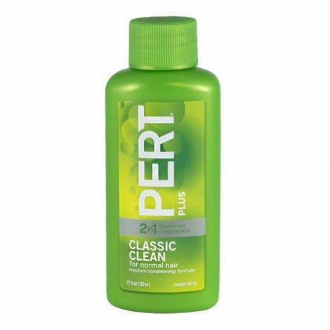 Pert Plus 2-in-1 Classic Clean Shampoo (1.7oz)