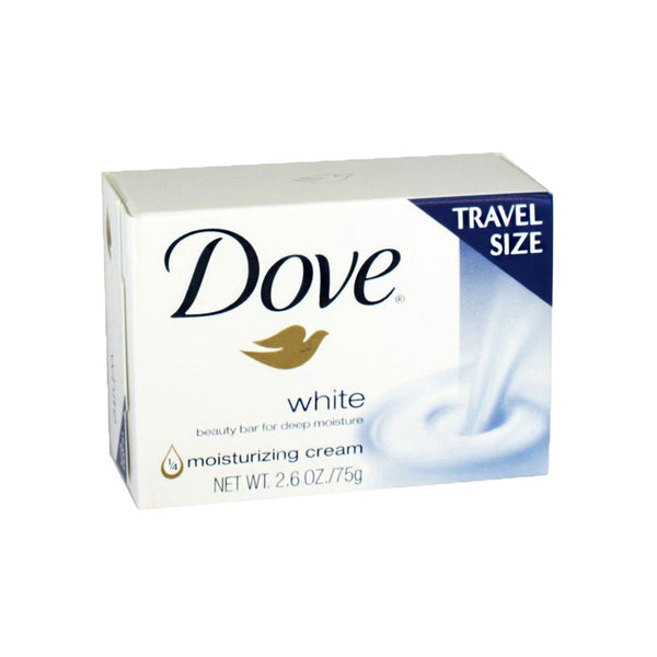 Dove White Beauty Soap Bar (2.6oz)