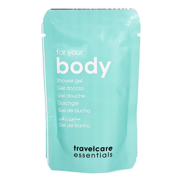 Travelcare Essentials For Your Skin Shower Gel (.5oz)