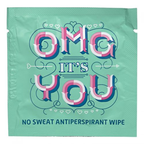 La Fresh NoSweat Antiperspirant Wipe (1pk)