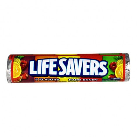 Life Savers Five Flavors Hard Candy