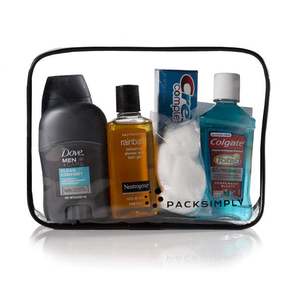 Pack Simply Travel Toiletry Bag