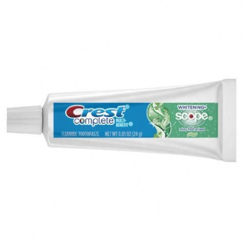 Crest Plus Scope Whitening Toothpaste (.85oz)