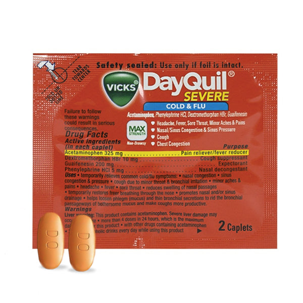 DayQuil Cold & Flu Relief (2pk)