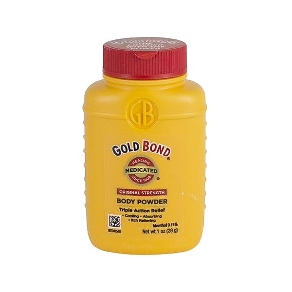 Gold Bond Body Powder (1oz)