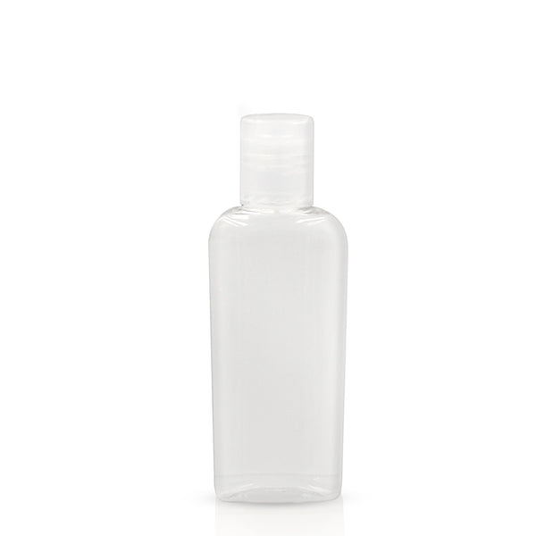 Refillable Flip-Top Travel Bottle (1oz)