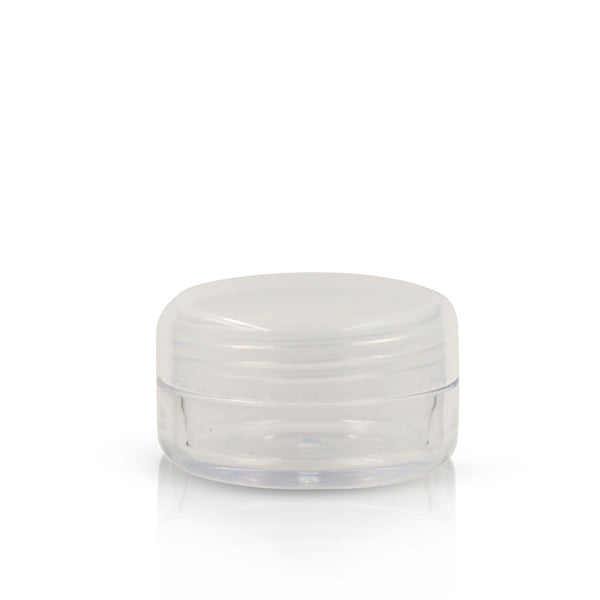 Refillable Mini Travel Jar (.33oz)