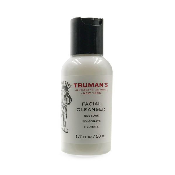 Truman's Men's Facial Cleanser (1.7oz)