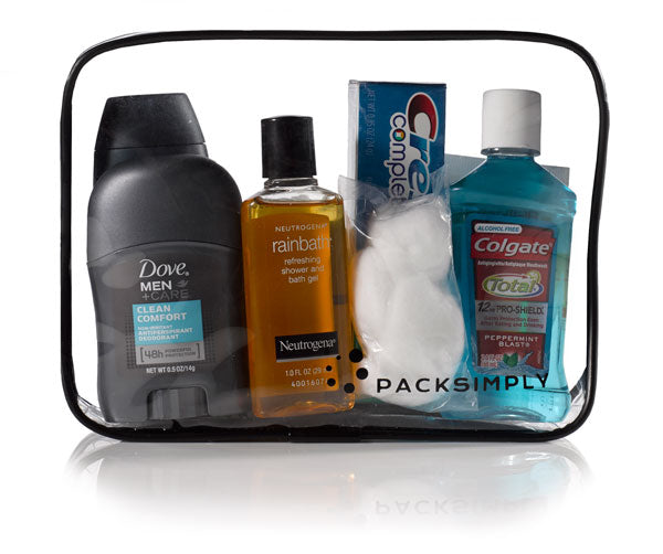 Spend $35 and get your Pack Simply Travel Bag FREE