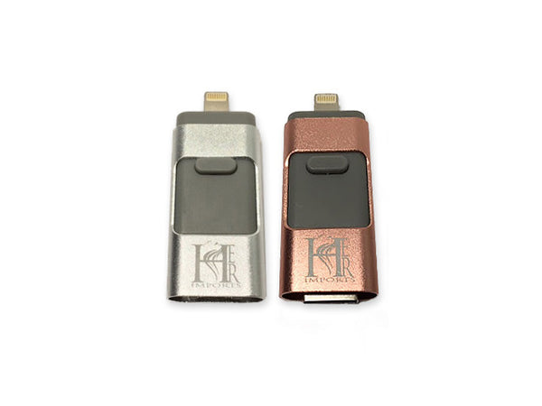 3 In 1 - Flash Drive