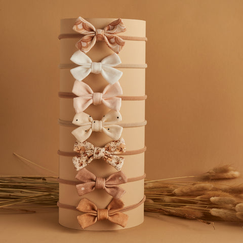 PRAIRIE BOWS | CHOOSE YOUR SET OF 2