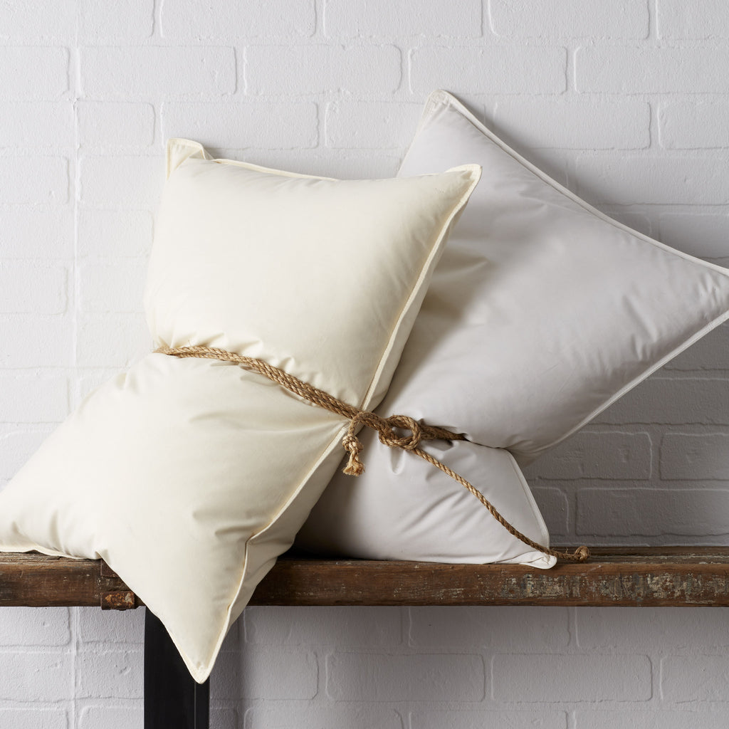 ORGANIC MEDIUM RDS DOWN PILLOW