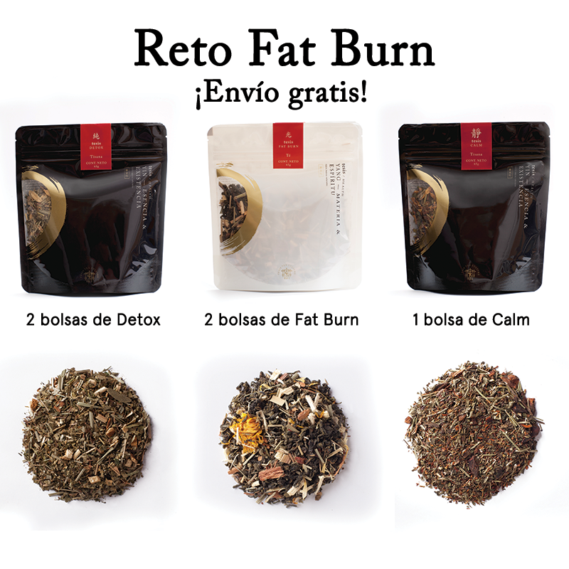 1 mes de reto FAT BURN