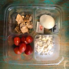 Snack Pack - Cottage Cheese