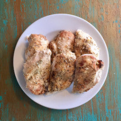 Grilled Pack of Chicken Breasts