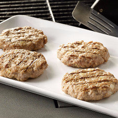 Grilled Pack of Turkey Burgers