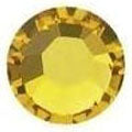 Swarovski Crystal Flatback - Light Topaz