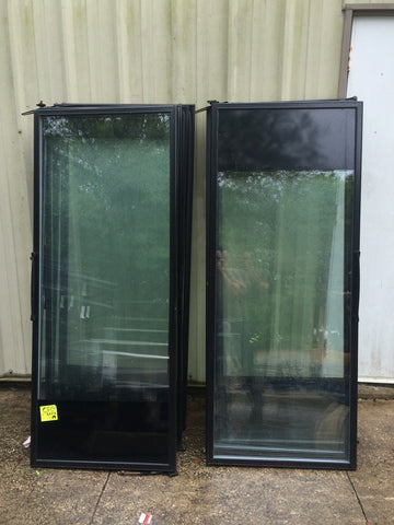 9 DOOR COOLER WITH GLASS DOORS HEATCRAFT (V)