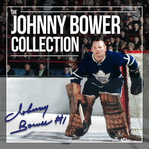 Johnny Bower Exclusive Collection™