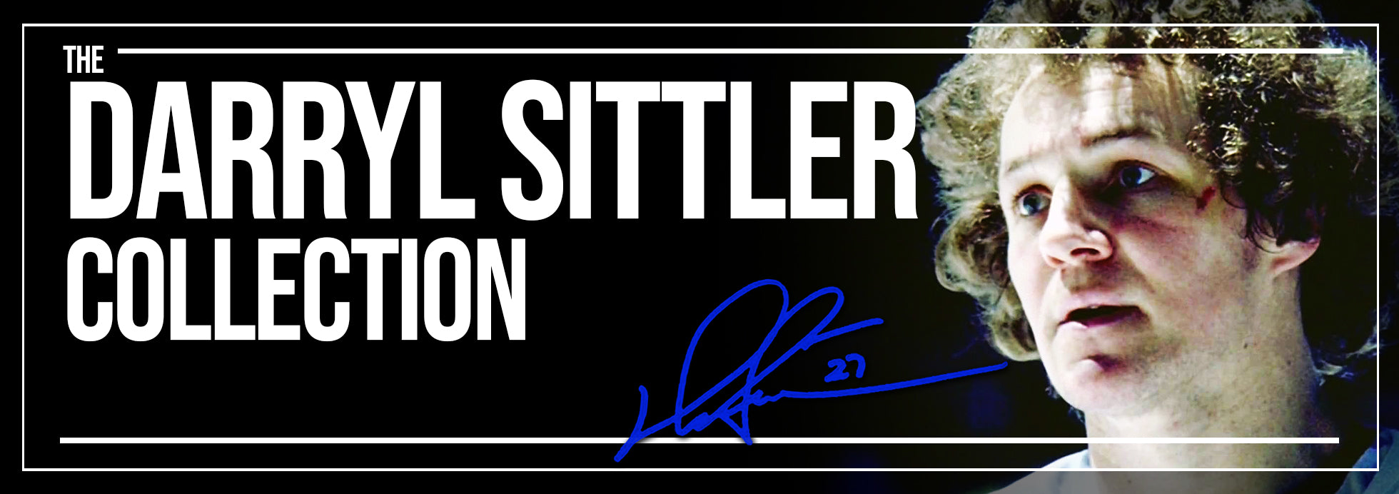Darryl Sittler Collection Banner