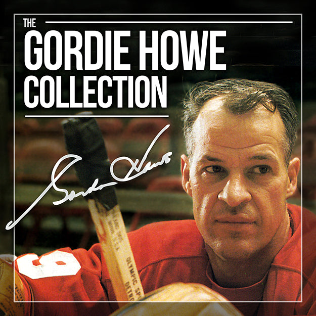 Gordie Howe Exclusive Collection