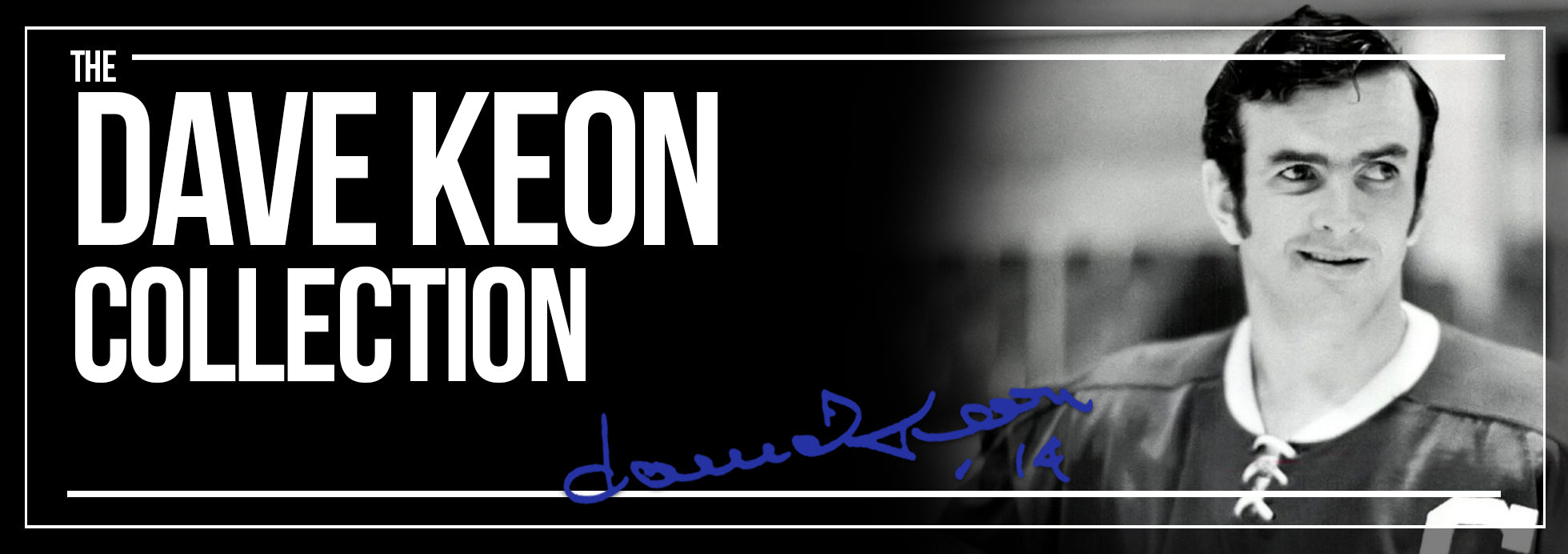 Dave Keon Collection Banner