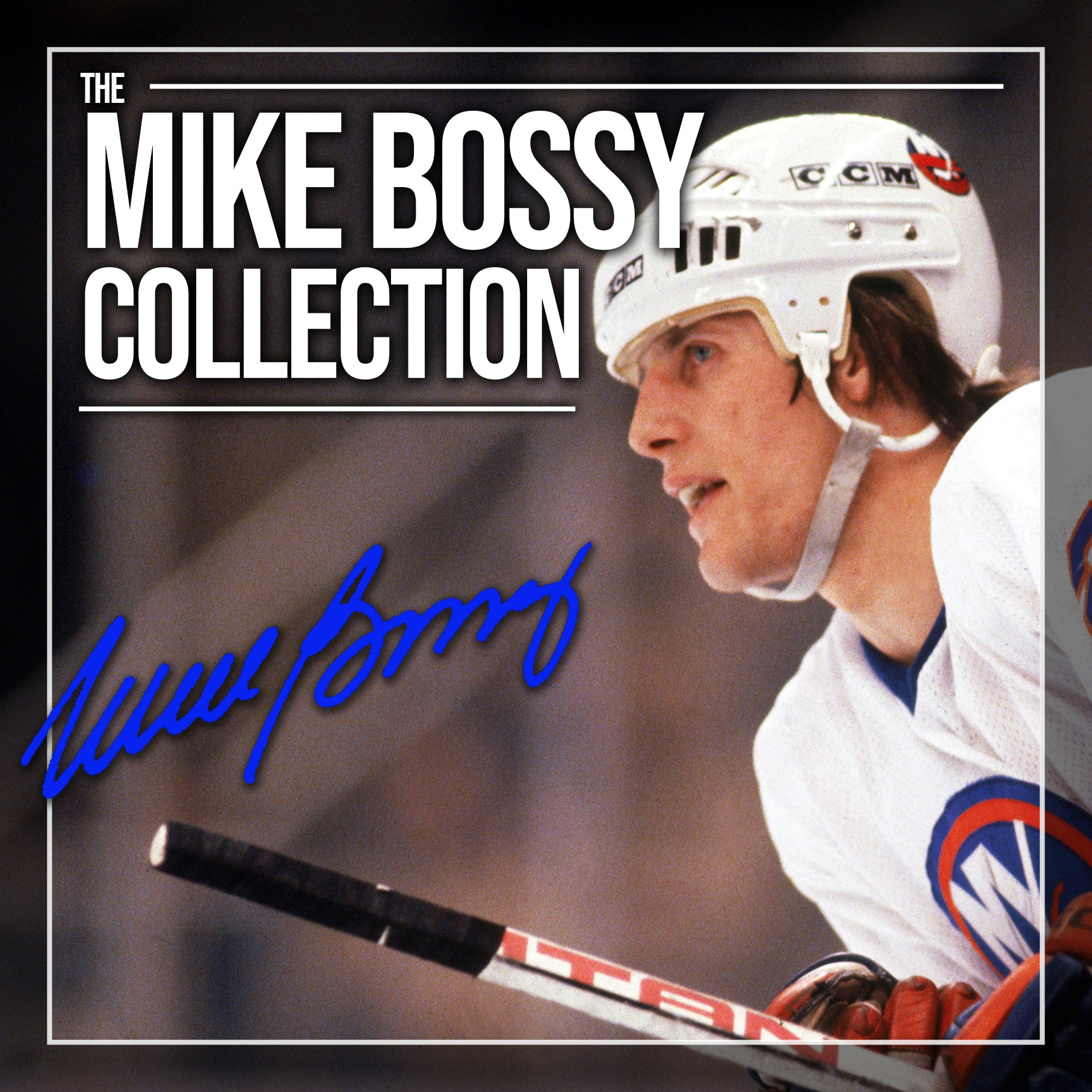 Mike Bossy Exclusive Collection