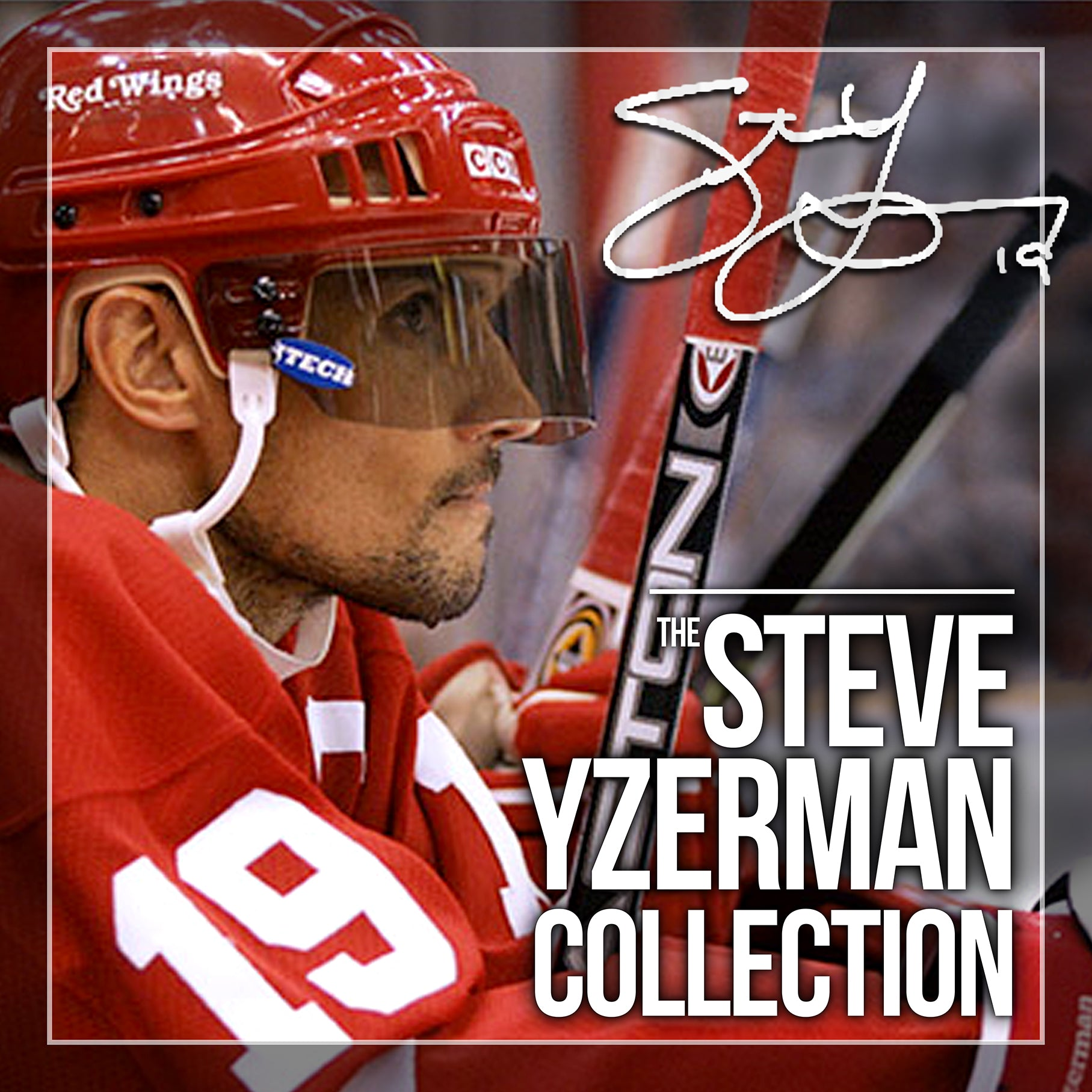 Steve Yzerman Exclusive Collection