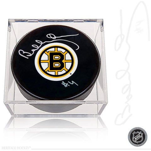 BOBBY ORR AUTOGRAPHED SIGNED BOSTON BRUINS PUCK