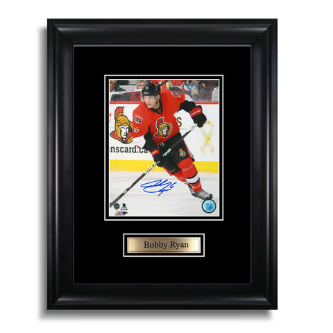 Bobby Ryan Signed Ottawa Senators Photo