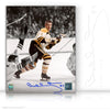 BOBBY ORR AUTOGRAPHED SIGNED ROOKIE SPOTLIGHT 8X10 PHOTO - BOSTON BRUINS