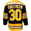 Gerry Cheevers Signed Boston Bruins Jersey