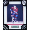 Guy Lapointe Montreal Canadiens Framed Colour Photo