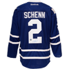 Luke Schenn Signed Toronto Maple Leafs Jersey