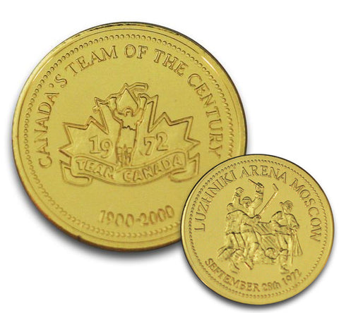 'Canada's Team of the Century' Commemorative Collectors Coin