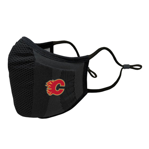 Unisex Calgary Flames NHL Team Logo Guard 3 Face Mask