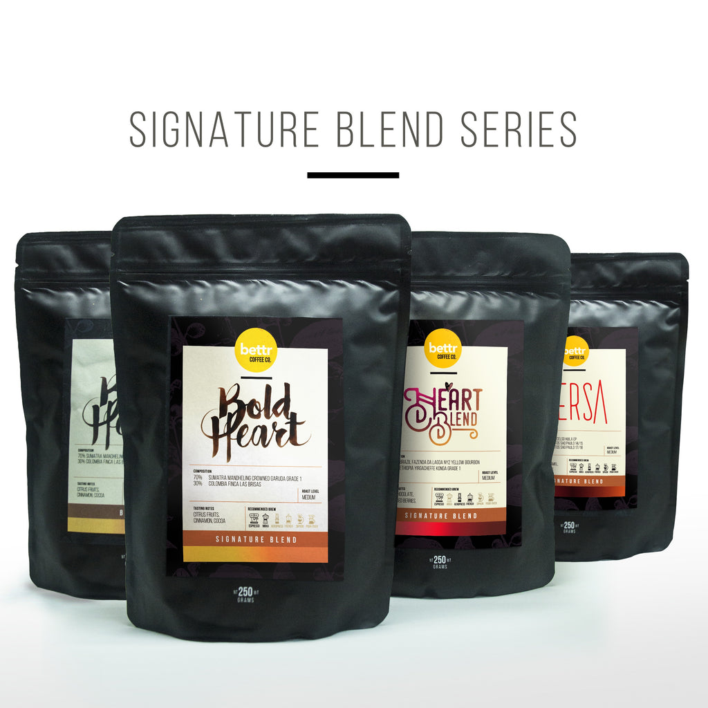 4 Bag Subscription - Signature Blend Series